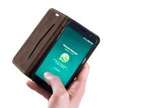 Wie man WhatsApp sicherer macht. Einverständnis mit WhatsSign holen.