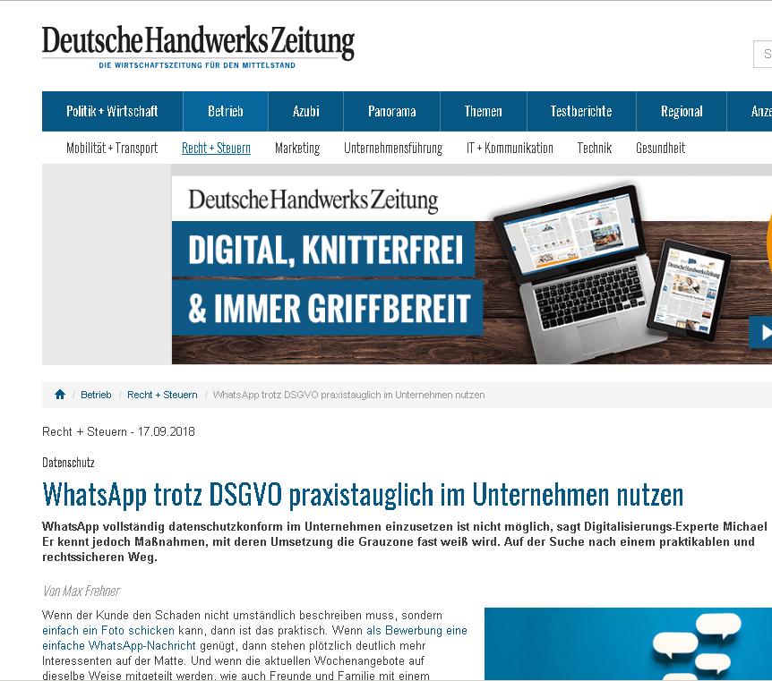 2018-09-20-Deutsche-Handwerks-Zeitung-WhatsSign
