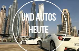 Nicht nur Autos in die Zukunft holen, sondern auch die Unterschrift Digital abbilden