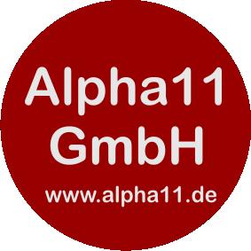 WhatsSign Digitale Signatur ist ein Produkt der Alpha11 GmbH